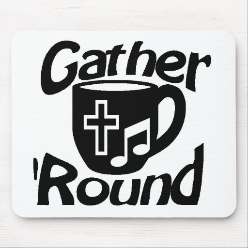 Gather Round Mouse Mats