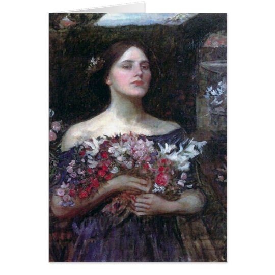 'Gather Ye Rosebuds While Ye May,' or,