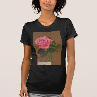 Gather Ye Rosebuds While Ye May  Vintage Postcard Tshirt