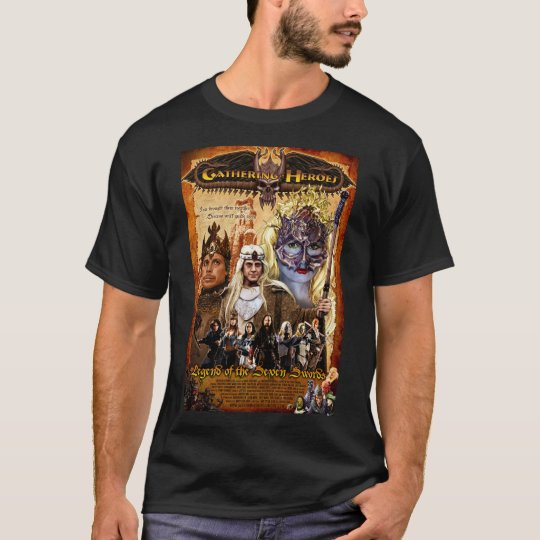 GATHERING OF HEROES poster 03 T-Shirt