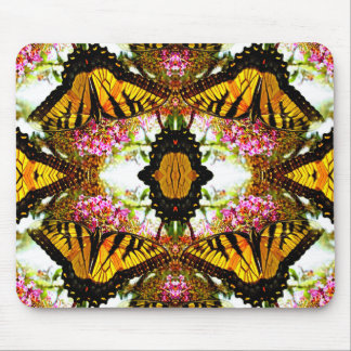 Gathering of the butterflies... mouse pad