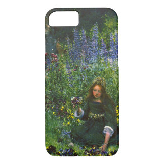 Gathering Pansies 1890 iPhone 7 Case