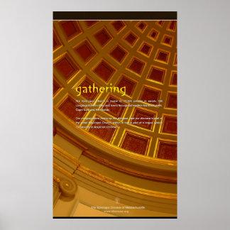 gathering poster