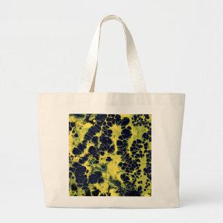 GATHERING STORM (an abstract art design) ~ Jumbo Tote Bag