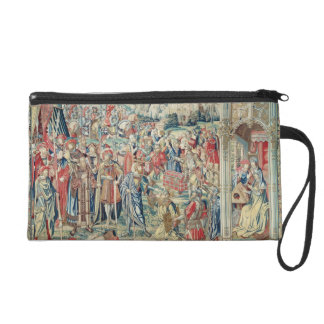 Gathering the Booty, Tapestry of David and Bathshe Wristlet