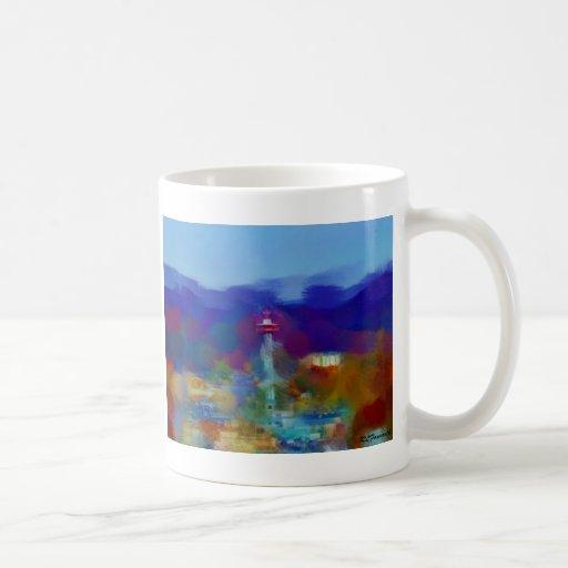 Gatlinburg Art 1 Coffee Mug
