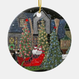 Gatlinburg Christmas Ornament