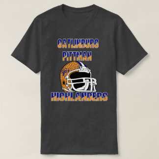 GATLINBURG PITTMAN  HIGHLANDERS TENNESSEE T-Shirt