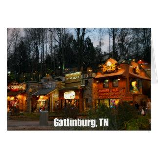 Gatlinburg, Tennessee Card