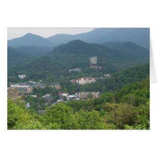 Gatlinburg, Tennessee Greeting Card