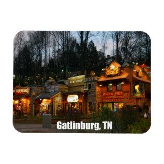 Gatlinburg, Tennessee Flexible Magnets