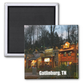 Gatlinburg Tennessee Refrigerator Magnet