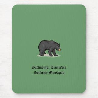 Gatlinburg Tennessee Souvenir Mouse Pad