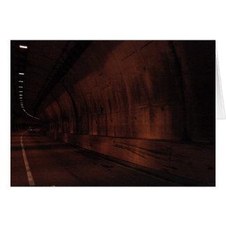 Gatlinburg Tunnel Greeting Card