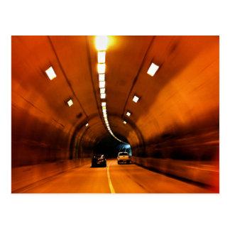 Gatlinburg Tunnel Postcard