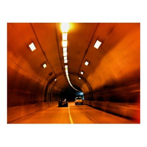 Gatlinburg Tunnel Postcards