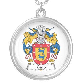 Gato Family Crest Custom Jewelry