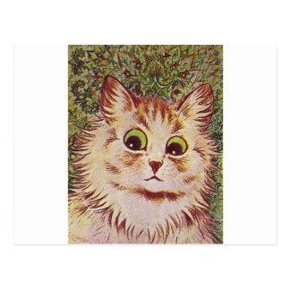 Gato Postcard