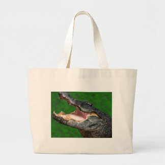 Gator Chomp Canvas Bags