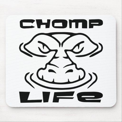 Gator Chomp Life Mouse Pad