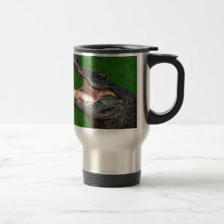 Gator Chomp Coffee Mugs