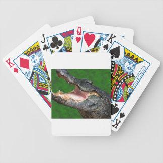 Gator Chomp Playing Cards