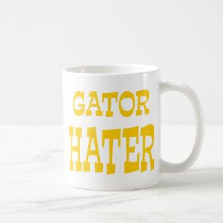 Gator Hater Athletic Gold design Mug