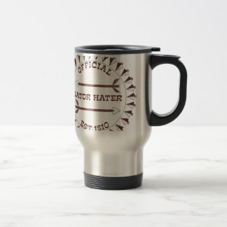 Gator-Hater-est-garnet Stainless Steel Travel Mug