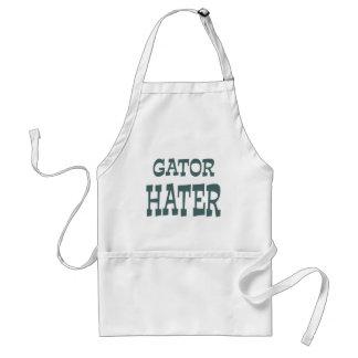 Gator Hater Forest Green design Standard Apron