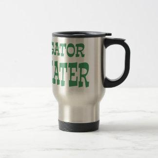 Gator Hater Irish Green design Mug