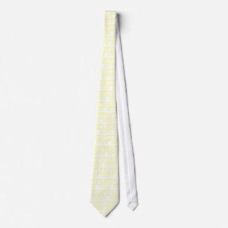 Gator Hater Vegas Gold apparel design Tie