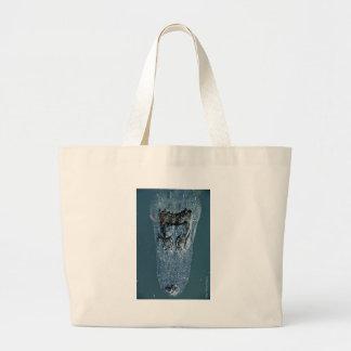 Gator Head Jumbo Tote Bag