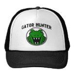 Gator Hunter Symbol Cap