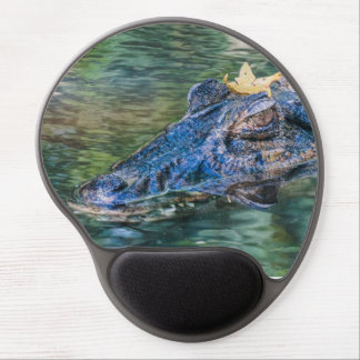 gator with a crown gel mouse pad