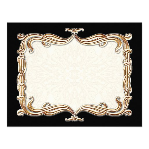 gatsby border template. Black Bedroom Furniture Sets. Home Design Ideas
