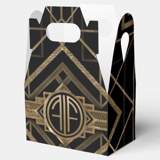 Gatsby Design - Gable Favour Box