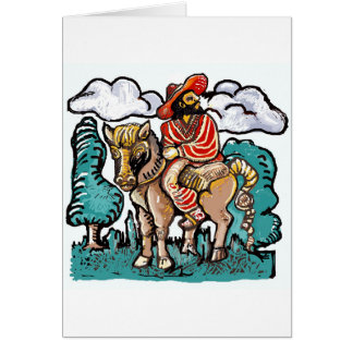 """""""GAUCHO"""" CARD"""