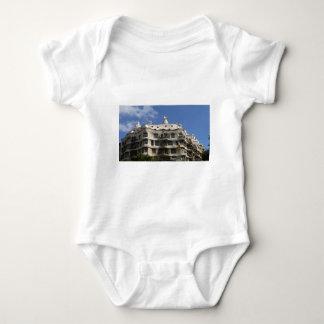 gaudi 2 baby bodysuit