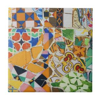 Gaudi Ceramic Tile design