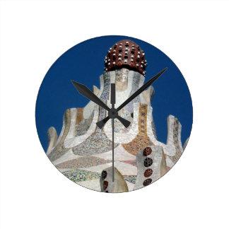 Gaudi clock