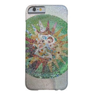 Gaudi flower barely there iPhone 6 case