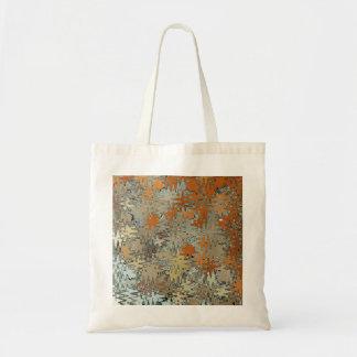 Gaudi Mosaic Abstraction Tote Bag