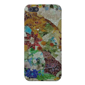 Gaudi Mosaic Cover For iPhone 5/5S