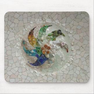 Gaudi Mosaic Mouse Mat