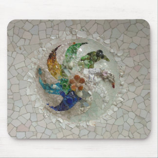 Gaudi Mosaic Mousepads