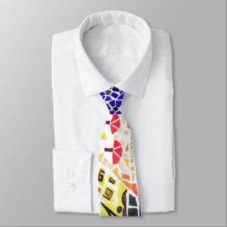 Gaudi's Park. Tie