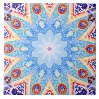 Gaudi's Tile. Tile