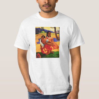 Gauguin When Are You Getting Married? T-shirt