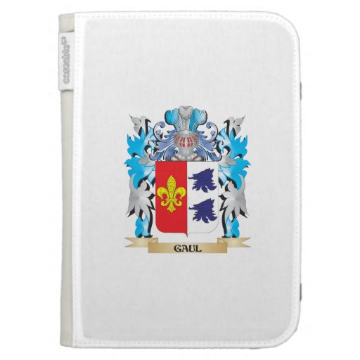 Gaul Coat of Arms - Family Crest Kindle 3 Cases