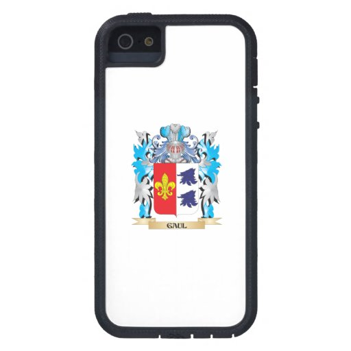 Gaul Coat of Arms - Family Crest iPhone 5 Cases